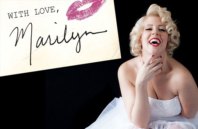 With Love Marilyn